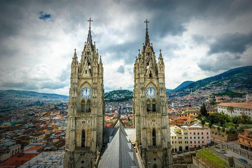 Kirche Spanisch